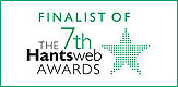 Finalist of The 7th Hantsweb AWARDS