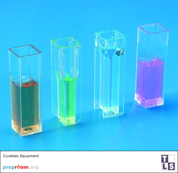 Cuvette - Science Equipment used in School and Education