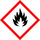 GHS 02 (Flammable)