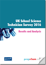 UK School Science Technician Survey