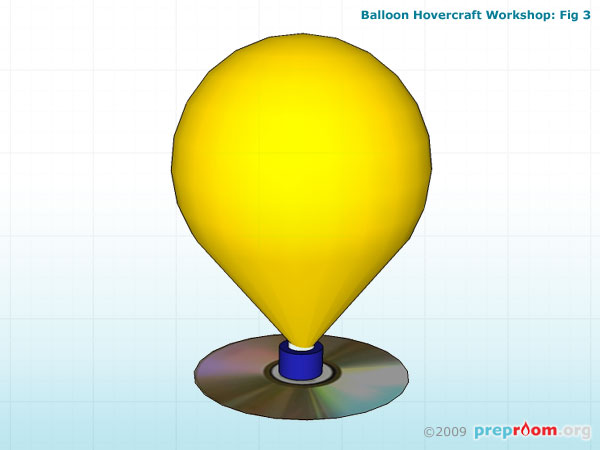 Preproom Org The Workshop Balloon Hovercraft