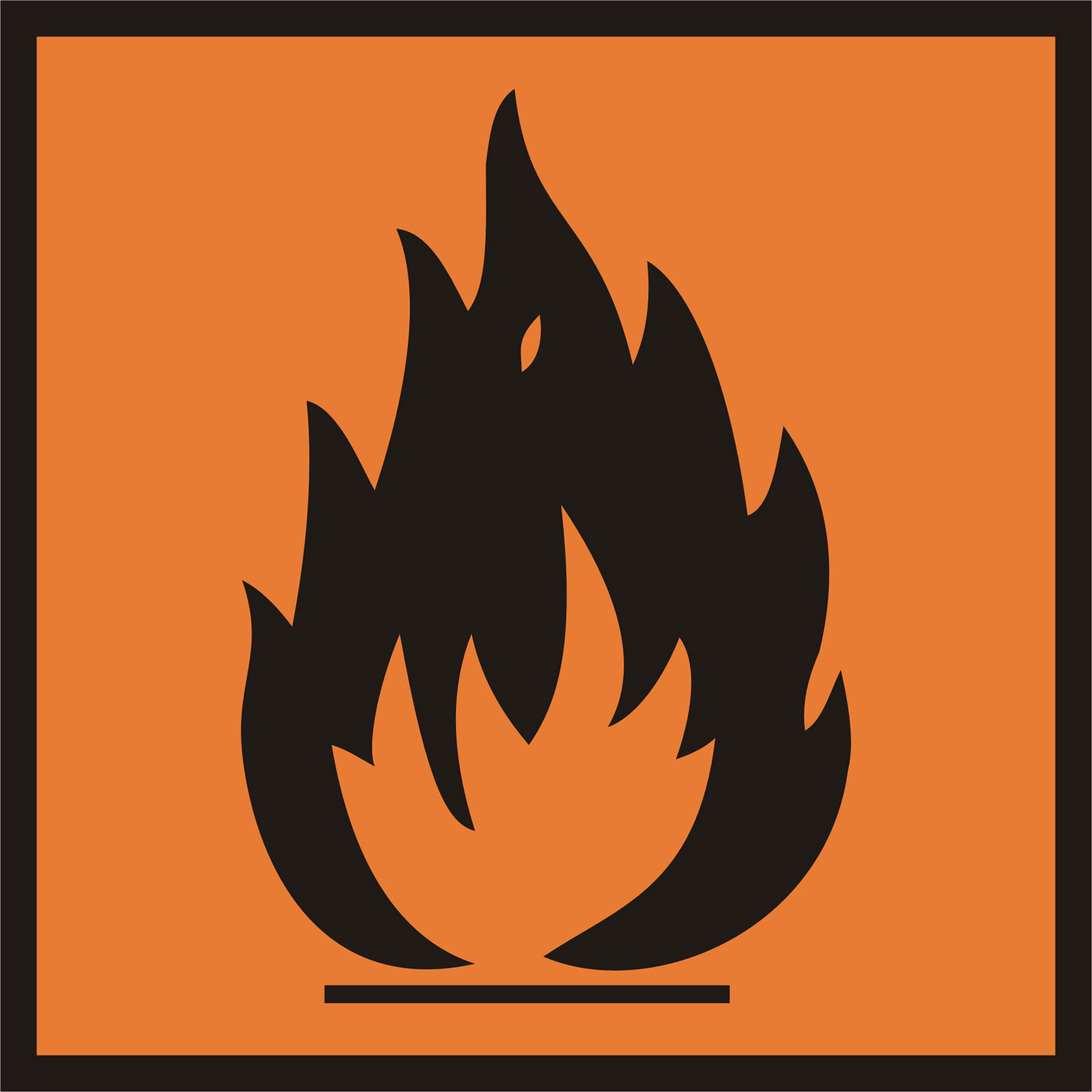 preproom org - chemical hazard signs   extremely flammable