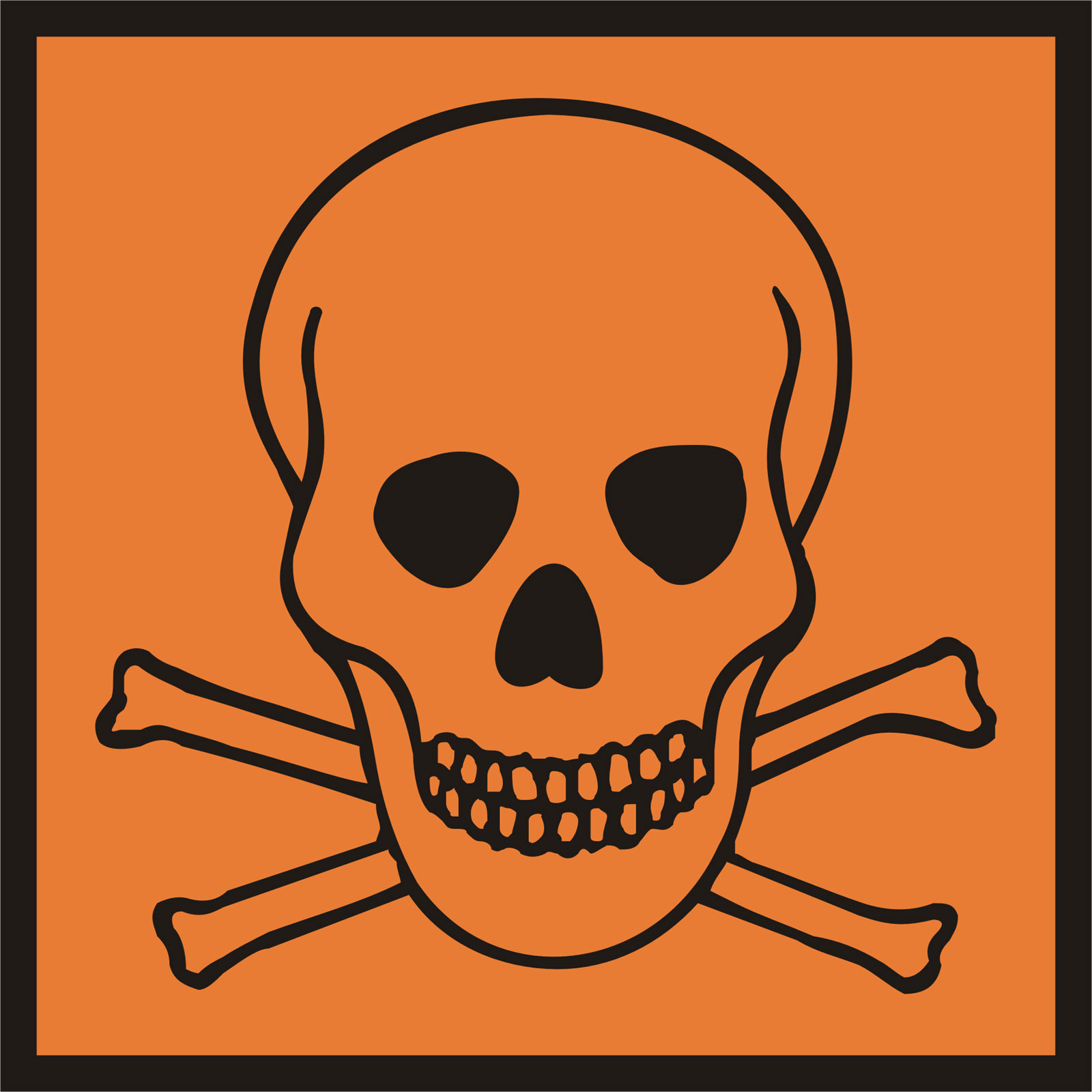 preproom org - chemical hazard signs   very toxic