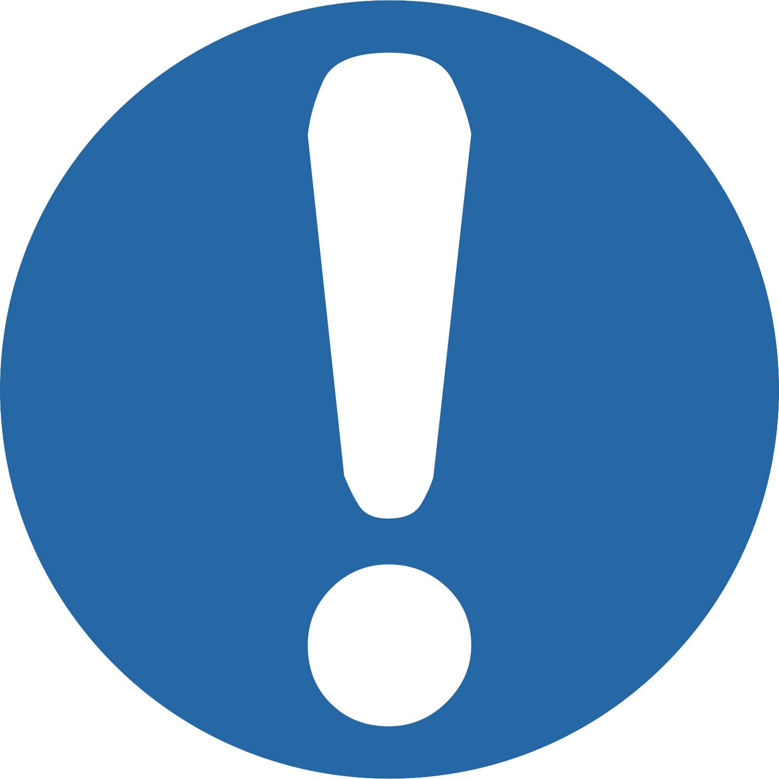 preproom org - mandatory signs
