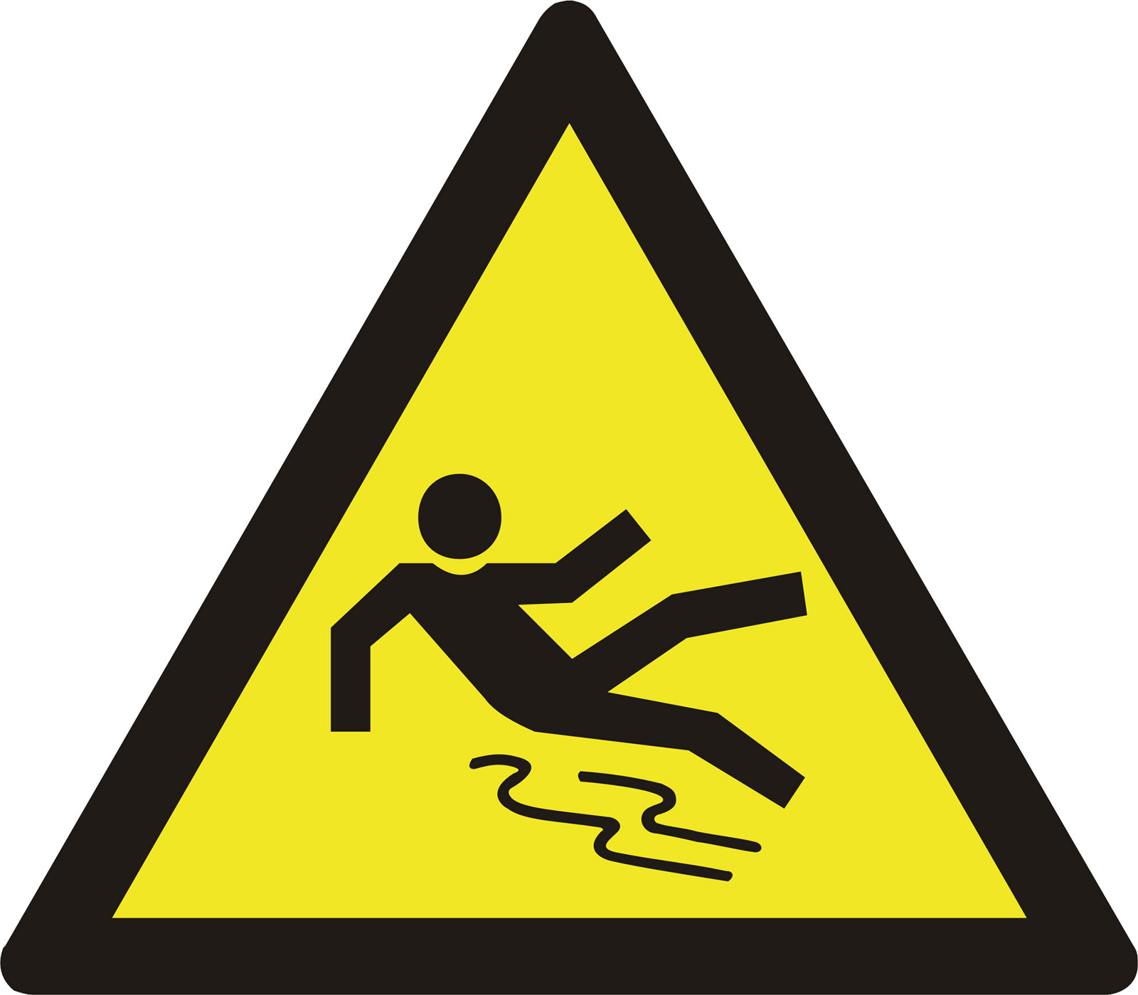 image Caution slippery when wet vol6